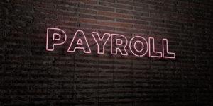 Payroll Brick Wall