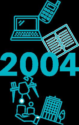 Year 2004 Graphic