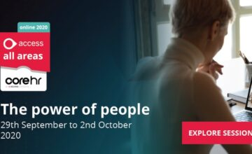 Access All Areas 2020: The Power of People