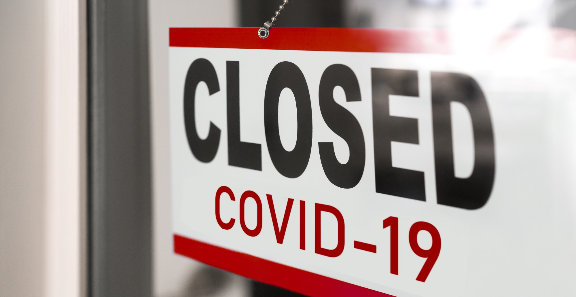 Business closed by COVID-19